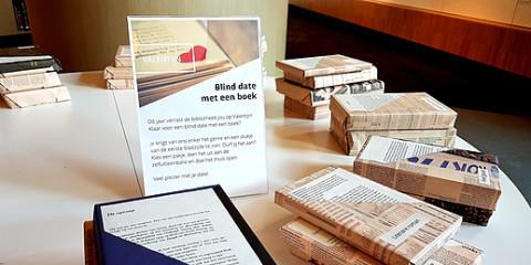 Blind date met een boek