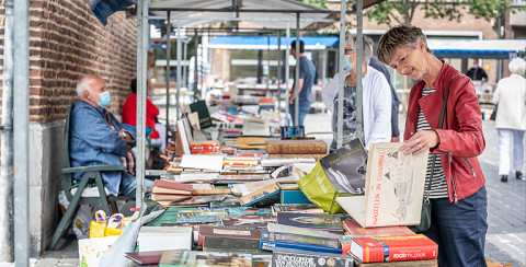 Boekenmarkt Zin in Zomer